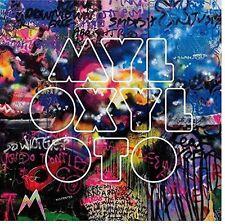 Coldplay Mylo Xyloto CD Album 3d