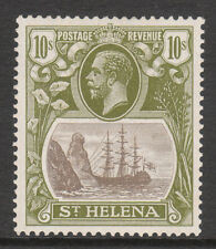 ST HELENA 1922 #112 MINT GV SHIP STAMP
