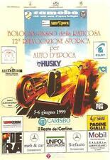 BOLOGNA - PASSO della RATICOSA_12° RIEVOCAZIONE STORICA per AUTO D' EPOCA _1999