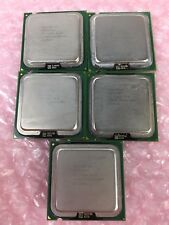Intel Pentium 4 SL8HX 521 2.80GHZ/1M/800/04A 2.8GHZ Socket 775 CPU Lot of (5)