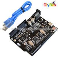 UNO R3 WiFi Micro USB-TTL CH340G ATmega328P ESP8266 + Cable For Arduino NodeMCU