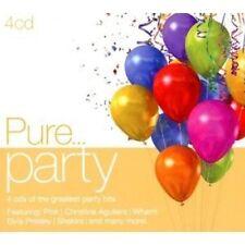Pure... fête 4 CD avec p! NK et plus, article neuf