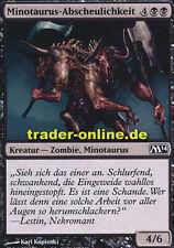 2x minotauro-abominación cruel (Minotaur Abomination) Magic 2014 m14 Magic