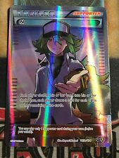 Pokemon N 105a/124 XY Premium Trainer's Collection Box Full Art NM