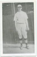Baseball Photo Postcard of Joe Ogrodowski