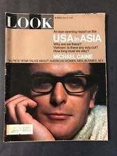 Look Magazine May 30 1967  Michael Caine