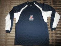 Arizona Wildcats Lacrosse Team UA Jersey Shirt LG L mens