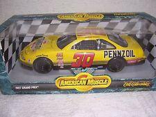 1/18 #30 JOHNNY BENSON 1997 PENNZOIL GRAND PRIX NASCAR ERTL DIECAST CAR-MIB