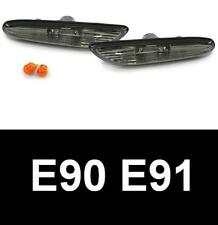BMW 3 SERIES (E90 E91) SALOON TOURING SMOKED CRYSTAL SIDE REPEATERS INDICATORS