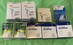 Brother Printer Ink Cartridges Sealed Job Lot Bundle