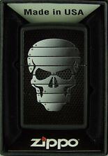 "Zippo Feuerzeug ""Germany - Metal Skull"" Neu & OVP"