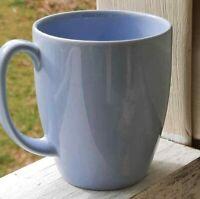 Vintage Corelle Corning Stoneware Light Blue Mug Coffee Tea Cup Made in Thailand