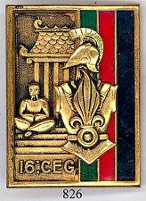 826 - LEGION - 16e C.E.G