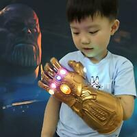 Avengers Infinity Krieg Infinity Gauntlet LED Licht Thanos Handschuhe für Kind