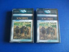 Songbirds - 28 First Ladies Of Country - Rare 1983 Audio Cassette Tape X 2 EX