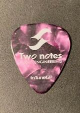 """Two Notes """"Captor� Audio Engineering Guitar Pick"""