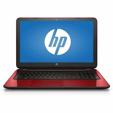 HP 15-F272WM Red 15.6 Inch Premium Flagship Laptop