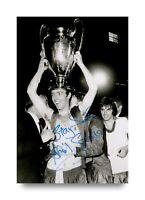 David Sadler Signed 6x4 Photo Manchester United England Genuine Autograph + COA
