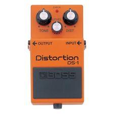 Boss Verzerrer-Effektgeräte für Gitarren & Bässe
