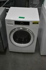 """Whirlpool Whd5090Gw 24"""" White Front Load Electric Dryer Nob #107867"""