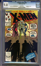 X-Men #244 CGC 9.8 NM/MT WHITE Pages Universal CGC #0026756023