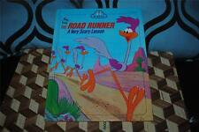 The Road Runner A Very Scary Lesson Hardcover Book Merrigold Press 1974 Vintage