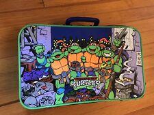 Teenage Mutant Ninja Turtles TMNT 1991 Mirage Studios Luggage Suitcase Bag.