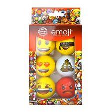 Balles de golf Set longue distance Durable Sport jeu Kit Emoji Smiley Drôle Jouer