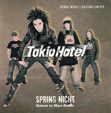 "CD SP 1T  TOKIO HOTEL ""SPRING NICH"" & ""ROBOTS TO MARS REMIX"" (PROMO)"