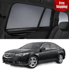 HONDA Accord Euro 2008-2015 Magnetic Rear Car Window Sun Blind Sun Shade Mesh