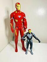 Marvel Avengers Iron Man Action Figure Bundle Titan Hero Series 2018 Hasbro Toy