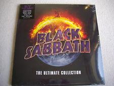 Black Sabbath-The Ultimate Collection,BMGCAT4LP83,4 × Vinyl, LP, Compilation