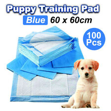 100pcs Pet Dog Pads Puppy Cat Indoor Toilet Training Pad Super Absorbent60x60cm