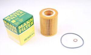 Ölfilter HU 925/4 x MANN  für BMW 3er 5er E36 E46 E39 E60