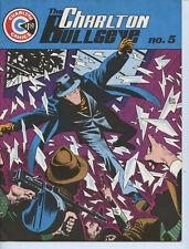 Charlton Bullseye #5 The Question by Alex Toth 1976 VF