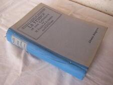 Nouveau Cours de Géographie La France et ses Colonies Classe de Première 1933