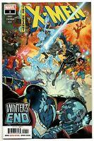 Uncanny X-men: Winter's End #1 Marvel Comic 1st Print 2019 unread NM