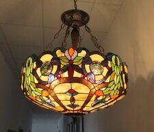 Chloe Lighting Tiffany Style 4 Lt Ceiling Lamp CH36513AV24-UH4