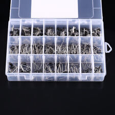 400 Pcs 24 Werte Transistor Sortiment Kit Gleichrichter Dioden mit Box Case ❤