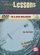 FIRST LESSONS TENOR BANJO, 9780786676118