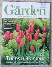 'The Garden' - April 2015 issue - RHS Royal Horticultural Society magazine