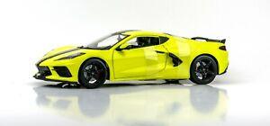 2020 Chevrolet Corvette Stingray Coupe 1:18 Model Car Maisto Special Edition,New