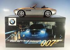 KYOSHO 1/18 BMW z8 cabriolet James Bond 007 Twine dans neuf dans sa boîte #2884