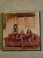 Crosby, Stills & Nash 4-Track Reel to Reel Tape 3-3/4 IPS Atlantic (1969)