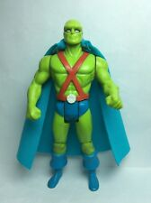 VINTAGE KENNER SUPER POWERS ACCESSORY-MARTIAN MANHUNTER'S REPRO CAPE & NECK RING