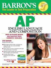 Barron's AP English Language and Composition with CD-ROM, 6th Edition