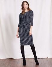 Boden Dresses for Women with Ruched Midi
