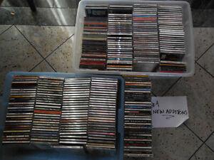 (#4) NEW ADDITIONS :::CD LOT $2 each Classic Rock Jazz Alternative U PICK 'Em