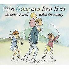 We're Going on a Bear Hunt by Michael Rosen (2016, Paperback)