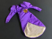 Vintage Jem & Holograms Jerrica Doll Purple Dress